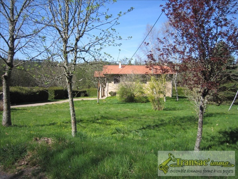 Sale house / villa Palladuc 117 700€ - Picture 1