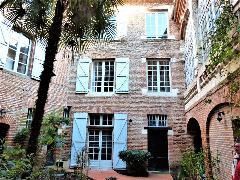 Verkoop  appartement Albi 129000€ - Foto 1