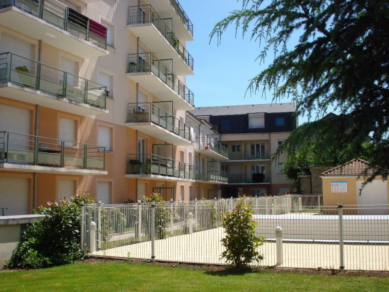 Sale apartment Limoges 72 000€ - Picture 1