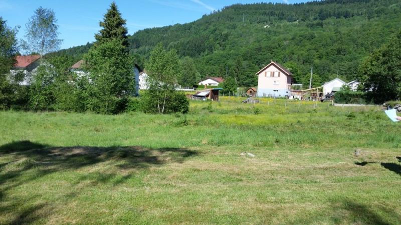 Terrain  de 970 m² Le Ménil par babeau seguin