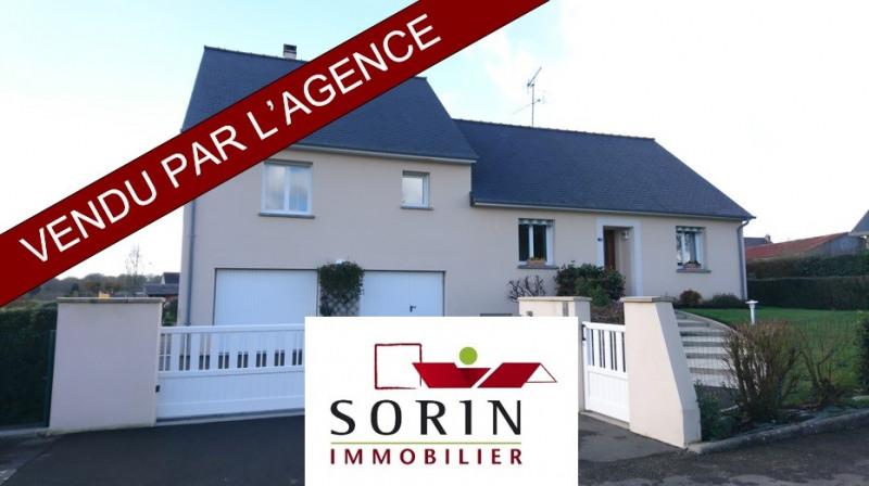 Sale house / villa Saint ouen des toits 205840€ - Picture 1