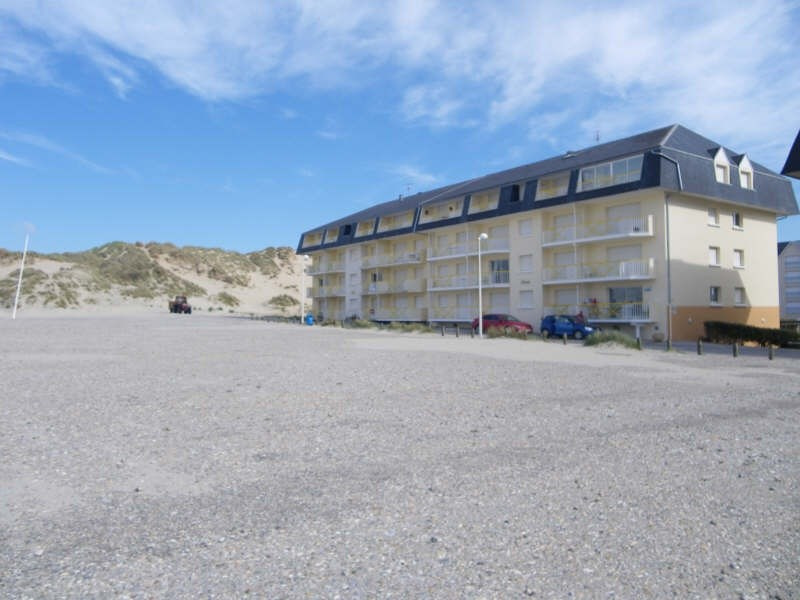 Vente appartement Fort mahon plage 91 900€ - Photo 1