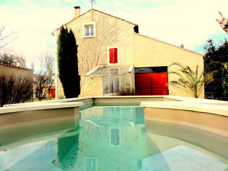 Vente de prestige maison / villa Avignon 565000€ - Photo 2