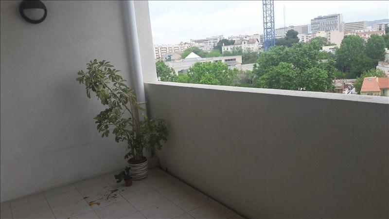 Rental apartment Marseille 10ème 595€ CC - Picture 1