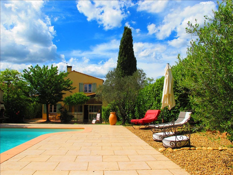Vente de prestige maison / villa Luynes 710000€ - Photo 8