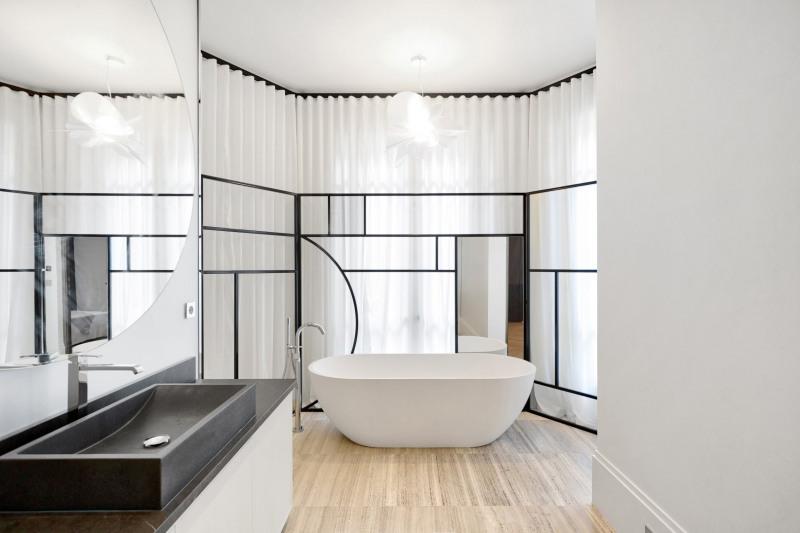 Verkauf von luxusobjekt wohnung Paris 16ème 5900000€ - Fotografie 9