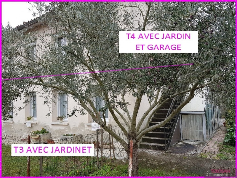Investment property apartment Baziege 257 000€ - Picture 1