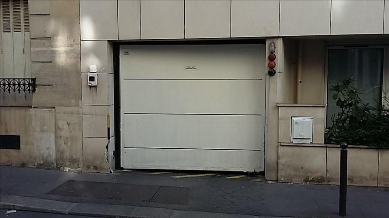 Vermietung parkplatz/box Paris 15ème 90€ CC - Fotografie 3