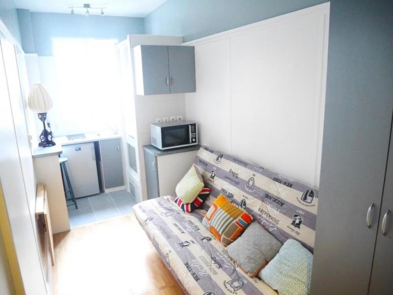 Vente appartement Paris 16ème 100000€ - Photo 1