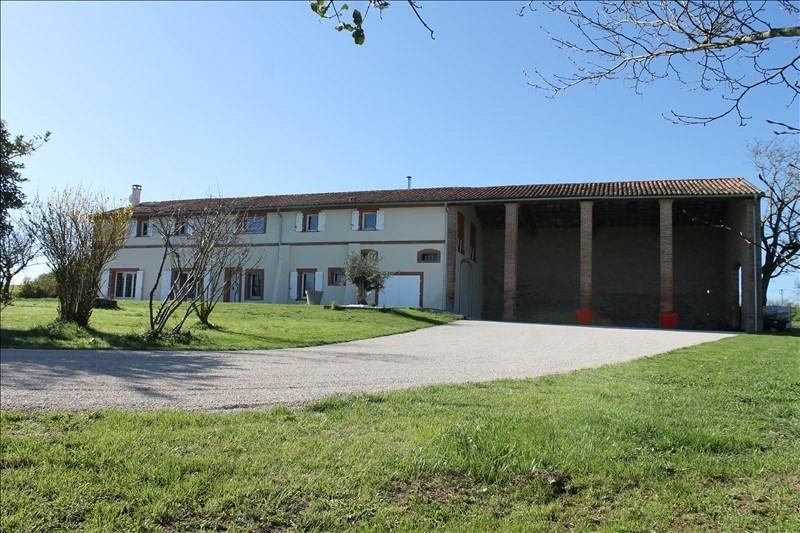 Vente maison / villa Toulouse (20 kms) 517000€ - Photo 1