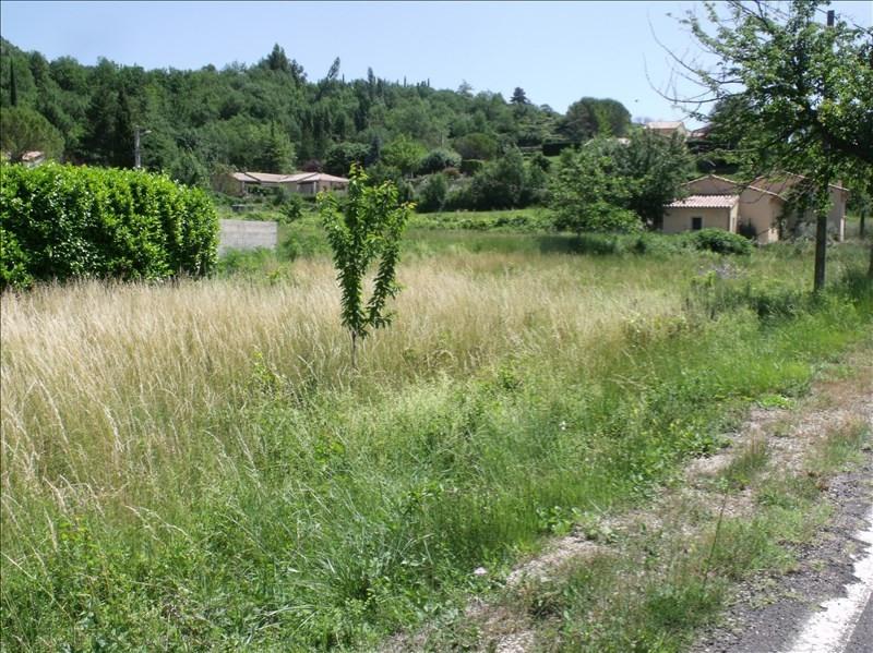 Vente terrain Soubes 65000€ - Photo 1