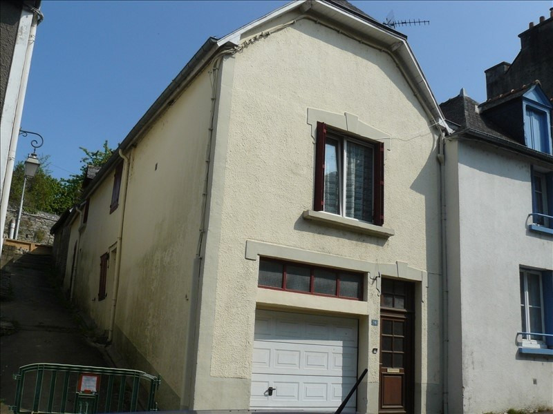 Vente maison / villa Josselin 54000€ - Photo 1