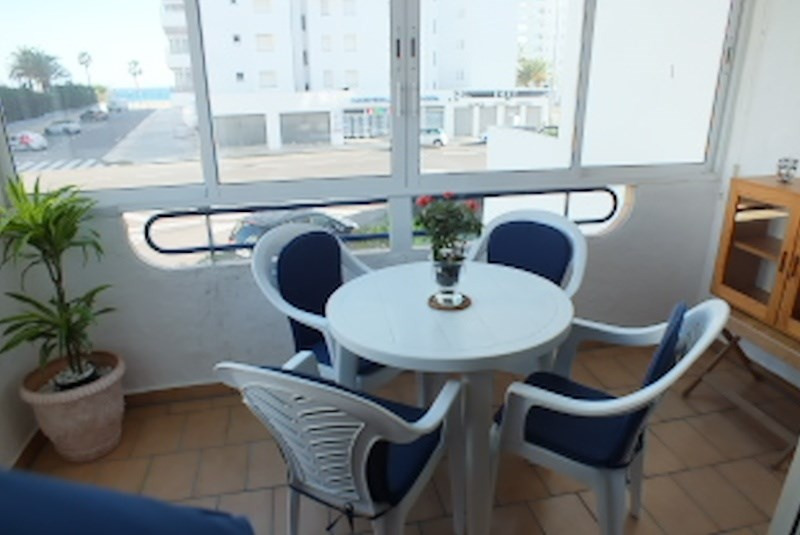 Location vacances appartement Roses santa-margarita 320€ - Photo 2