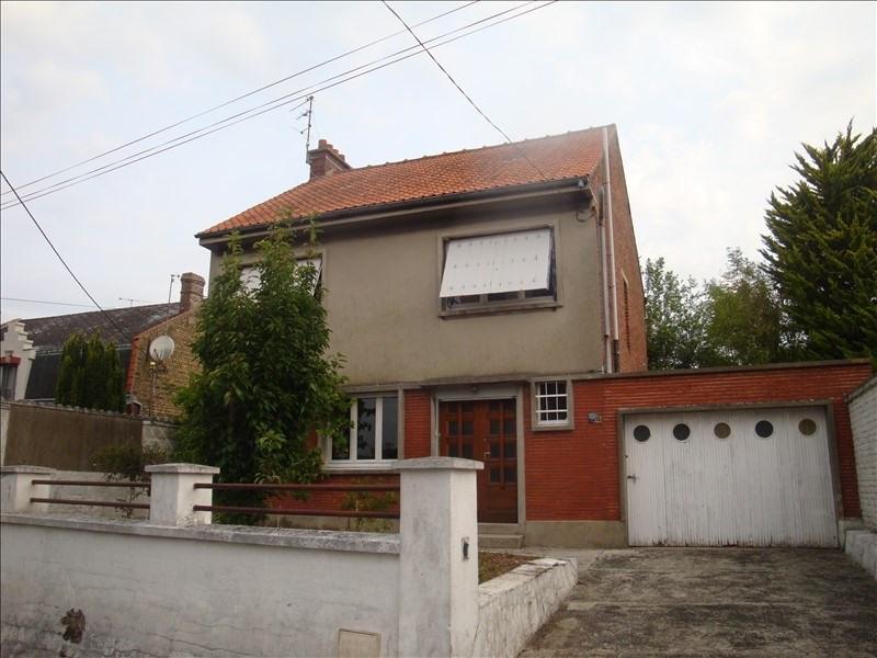 Vente maison / villa Achicourt 147000€ - Photo 1