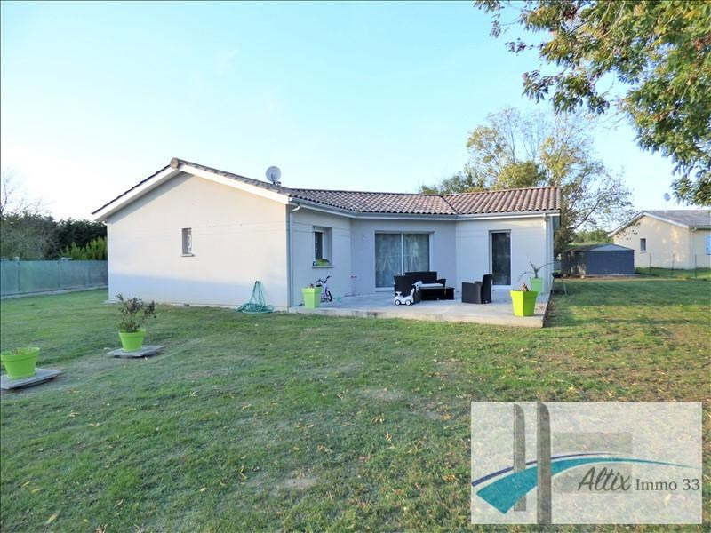 Vente maison / villa Coutras 194 250€ - Photo 4