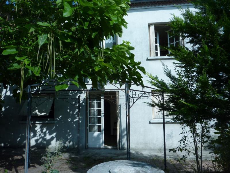 Sale house / villa Le passage 118000€ - Picture 1