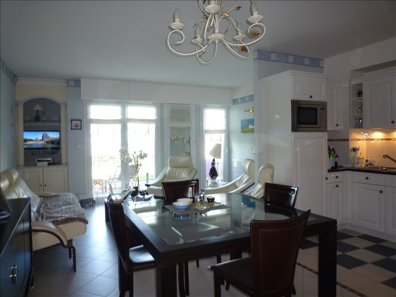 Vente de prestige appartement St martin de brehal 493 000€ - Photo 4