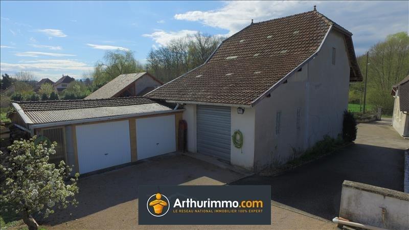 Vente maison / villa Vezeronce curtin 290000€ - Photo 11