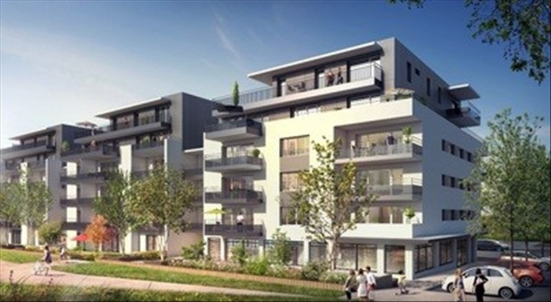Location appartement Viry 920€ CC - Photo 1