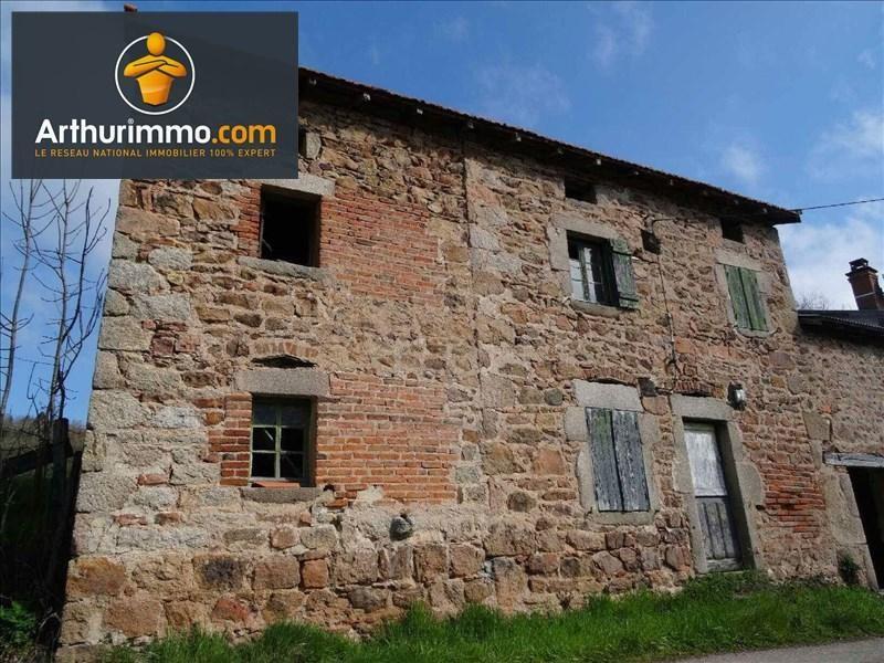 Sale house / villa Ambierle 41000€ - Picture 1