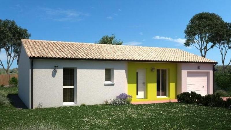 Maison  4 pièces + Terrain 1540 m² Bonnes par maisons PRIMEA