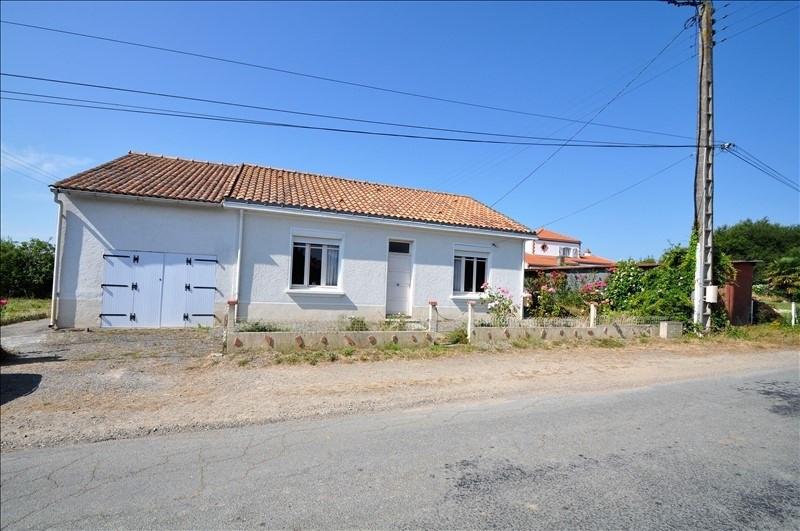 Vente maison / villa Arthon en retz 126500€ - Photo 1