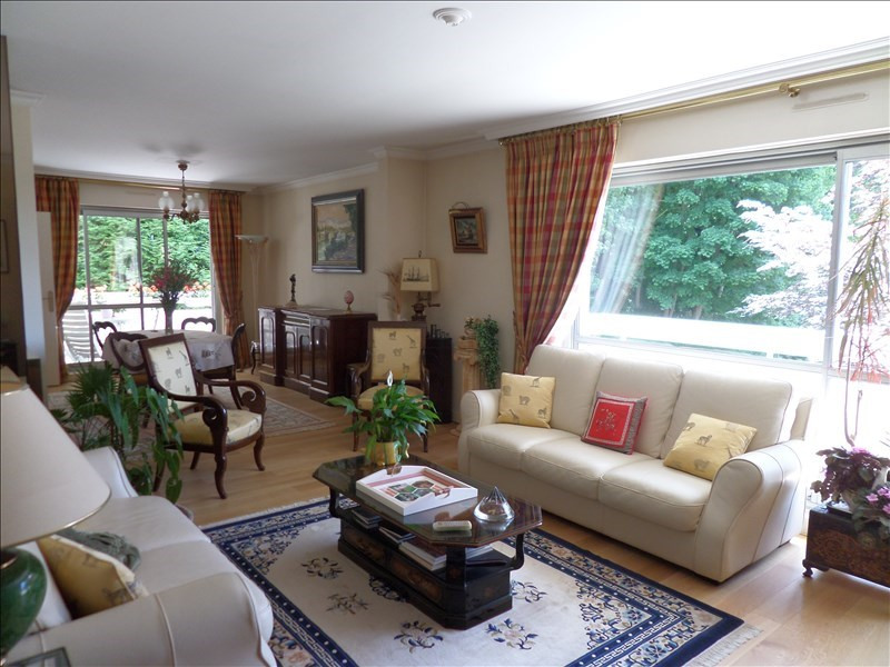 Sale apartment Bougival 529500€ - Picture 2
