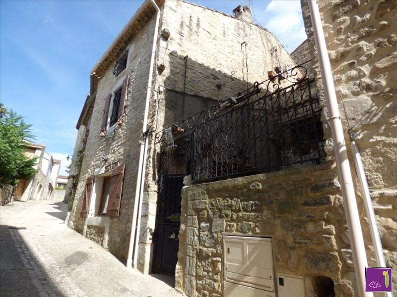 Vente maison / villa Barjac 119000€ - Photo 1