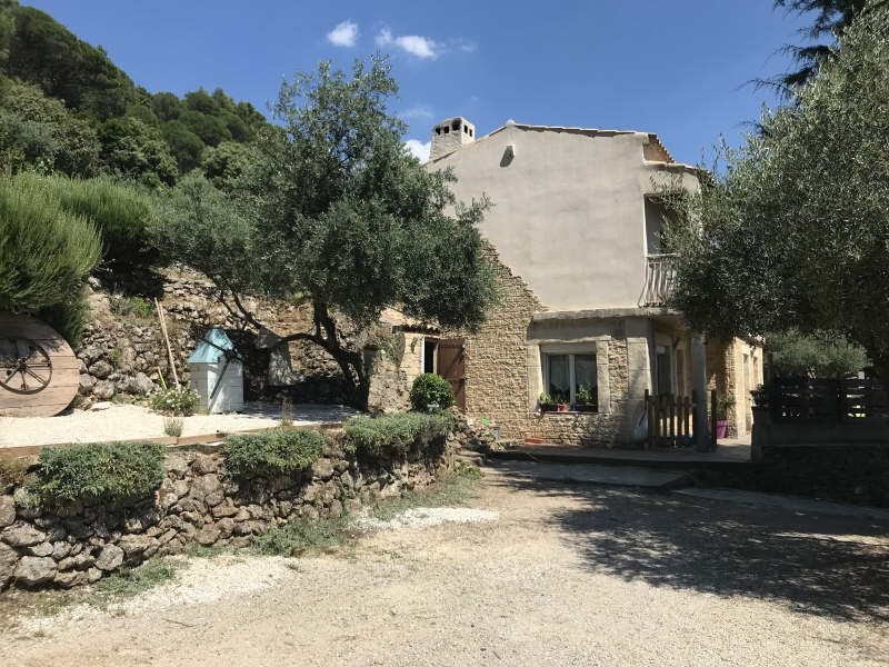 Sale house / villa Signes 443 000€ - Picture 1