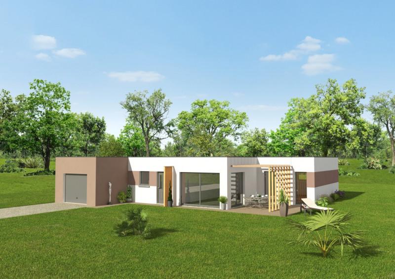 """Modèle de maison  """"Maison modulaire neuve moderne"""" à partir de 4 pièces Tarn-et-Garonne par G.S.I"""