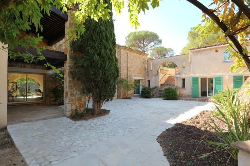 Verkauf von luxusobjekt haus Roquebrune sur argens 1248000€ - Fotografie 2
