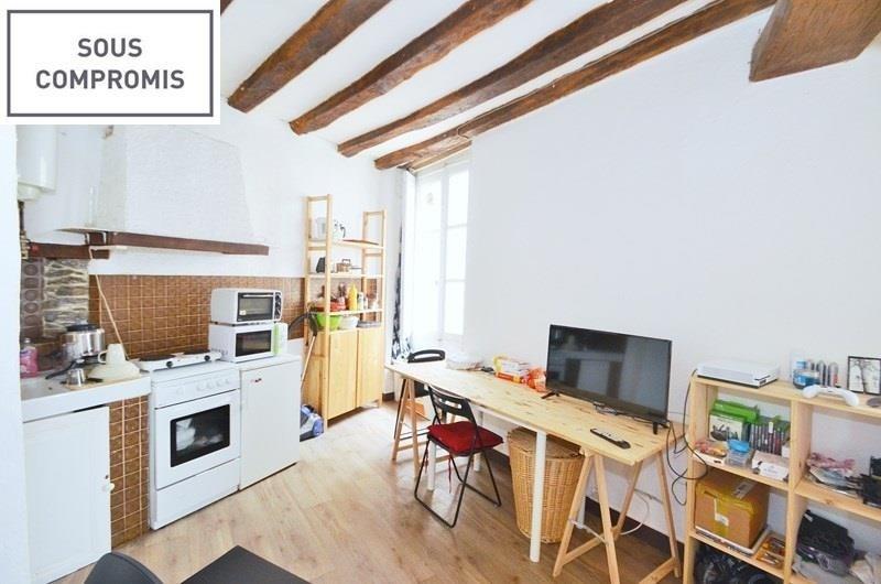 Vente appartement Nantes 92500€ - Photo 1