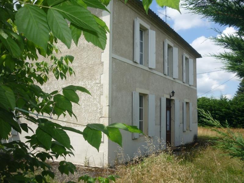 Vente maison / villa Pissos 148000€ - Photo 1