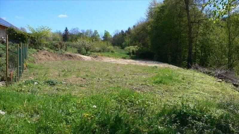 Vente terrain Avressieux 62000€ - Photo 1