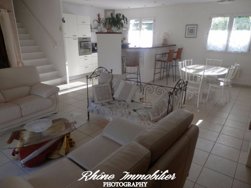 Vente maison / villa Jonage 397000€ - Photo 4