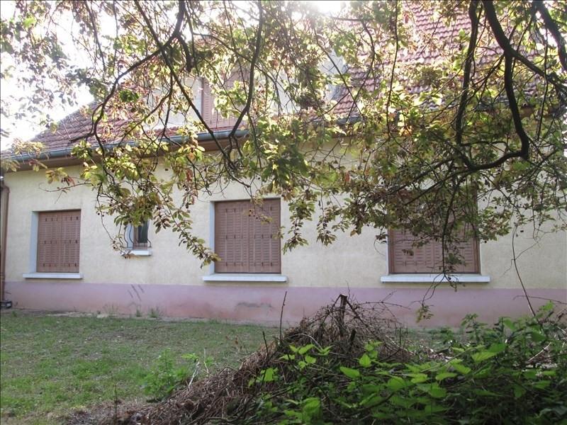 Sale house / villa Tournus 106000€ - Picture 1