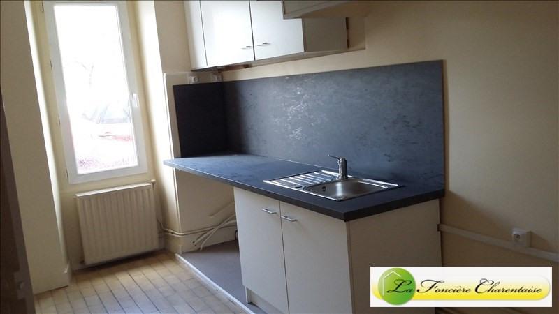 Sale house / villa Le gond pontouvre 98100€ - Picture 1