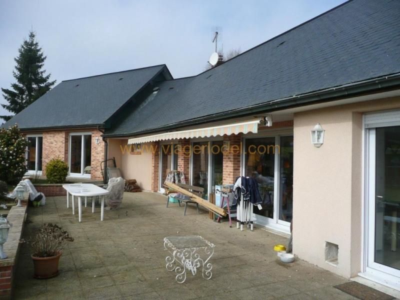 Viager maison / villa Pont-audemer 50000€ - Photo 8