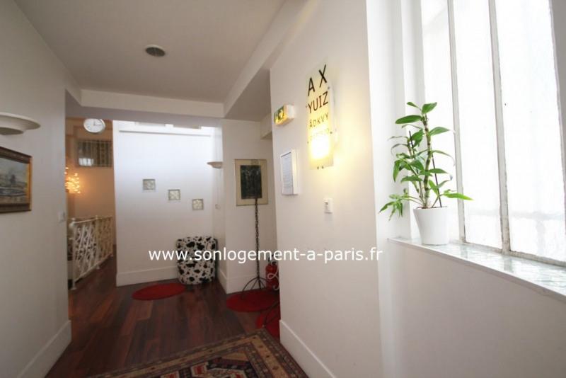 Sale loft/workshop/open plan Paris 10ème 1 850 000€ - Picture 13