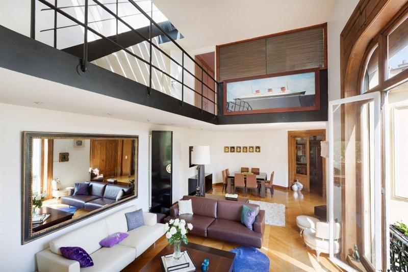 Revenda residencial de prestígio apartamento Paris 16ème 6000000€ - Fotografia 8
