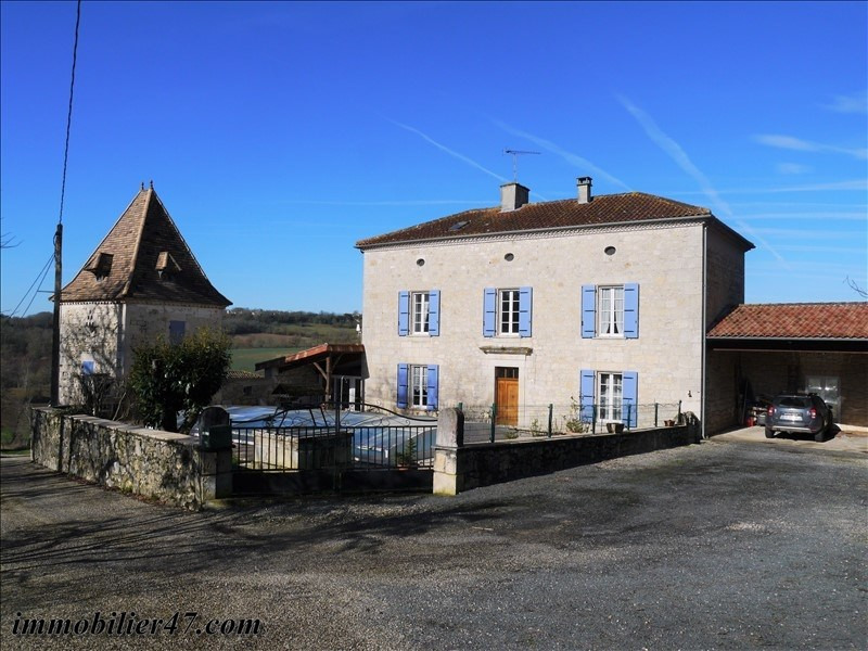 Vente maison / villa Prayssas 365 000€ - Photo 1