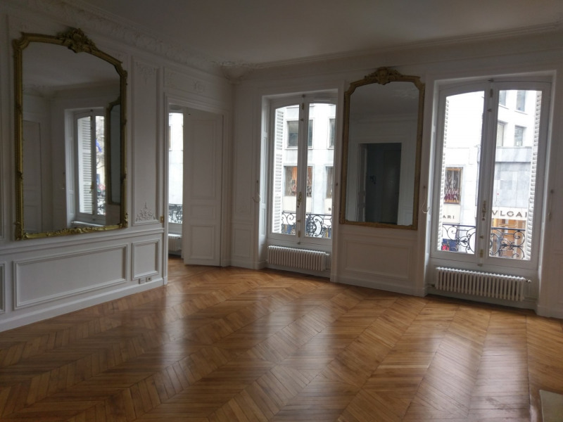 Rental apartment Paris 8ème 4 091,89€ CC - Picture 1