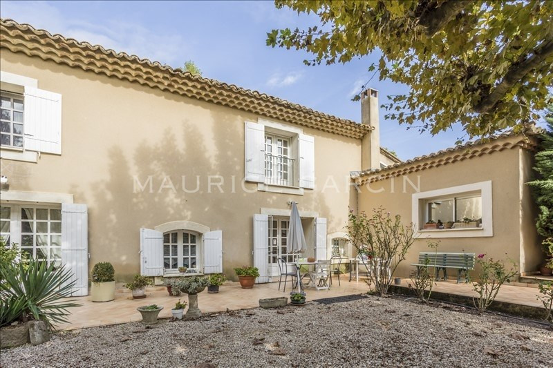 Vente de prestige maison / villa Orange 997500€ - Photo 1