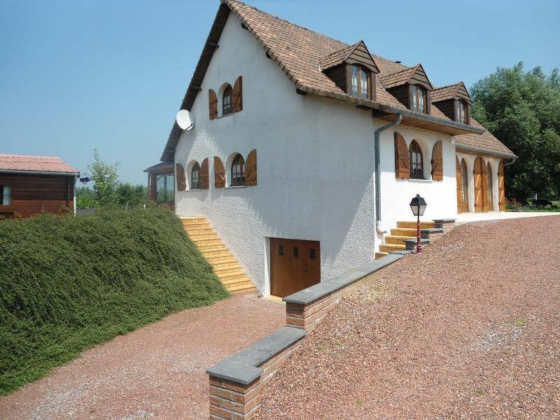 Vente maison / villa Avesnes sur helpe 300000€ - Photo 2