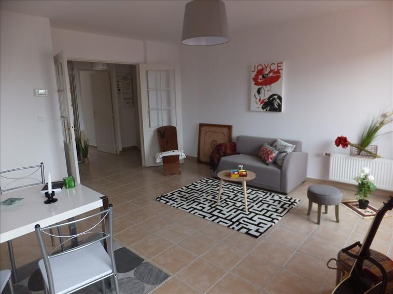 Vente appartement Villeurbanne 245000€ - Photo 1