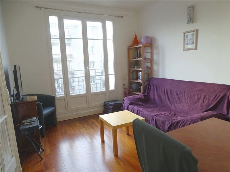 Rental apartment Asnieres sur seine 1050€ CC - Picture 2