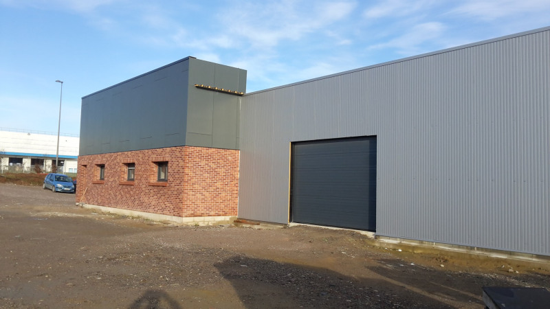 Rental hangar Therouanne 2 500€ HC - Picture 1