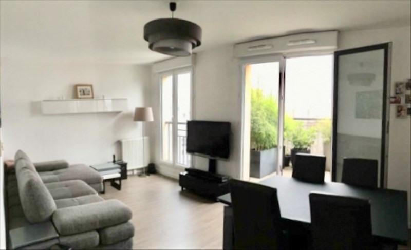 Rental apartment Clichy 1450€ CC - Picture 1