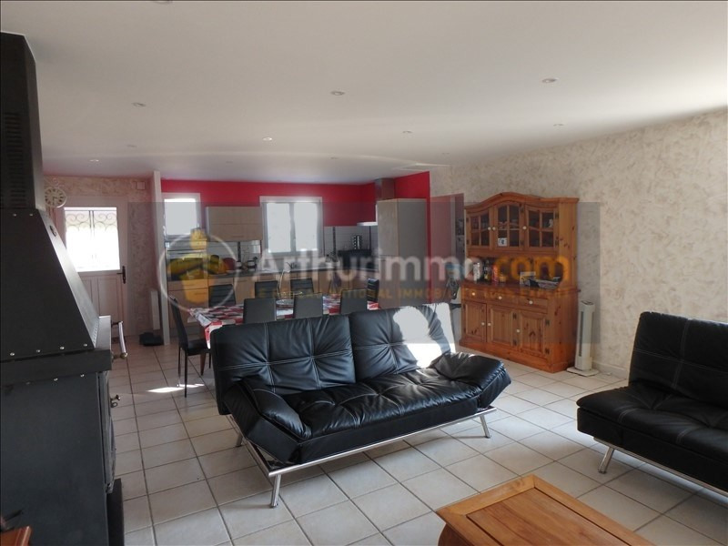 Vente maison / villa Etrez 225000€ - Photo 3