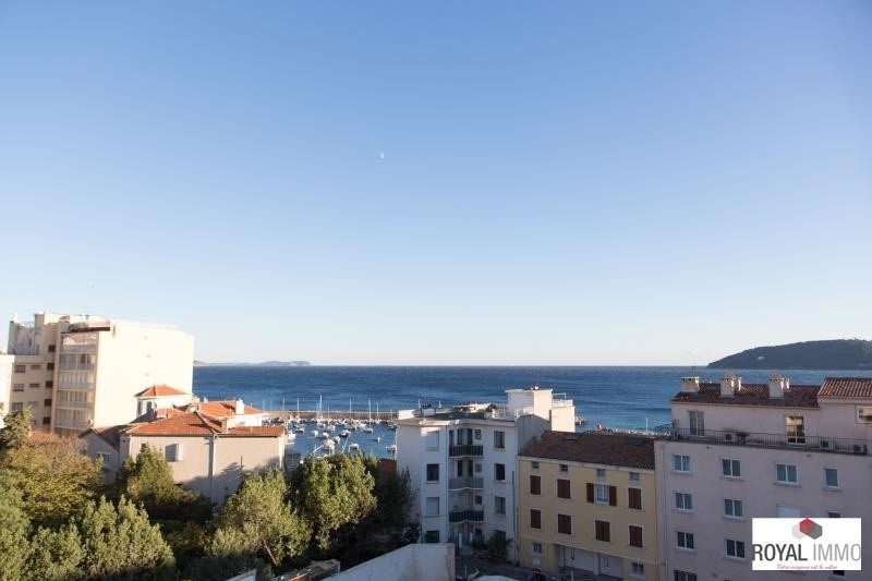 Vente appartement Toulon 315 000€ - Photo 1
